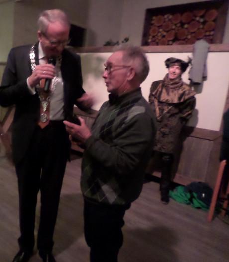 Romboutsprijs voor Arnold van Andel