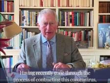 Prins Charles praat voor het eerst na coronadiagnose: 'Houd hoop'