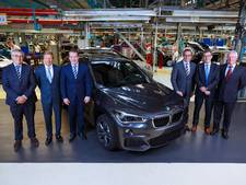 VDL Nedcar start productie BMW X1
