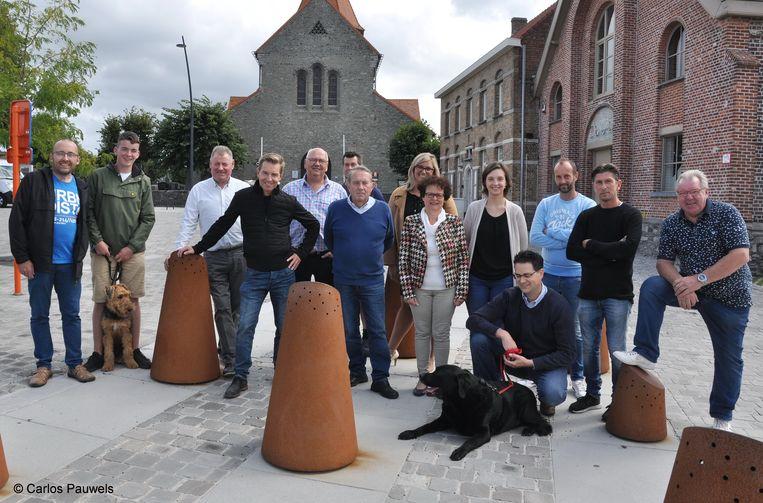 Dit weekend is Sint-Baafs-Vijve opnieuw het mekka van de hondenbaasjes en hun trouwe viervoeter.