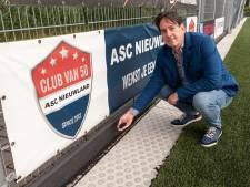 Amersfoortse sportclubs moeten aan de bak om vervuiling door kunstgrasvelden te verminderen