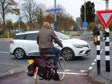 Wethouder Middelburg: 'Als het nodig is wordt er bekeurd om kruising veilig te maken'