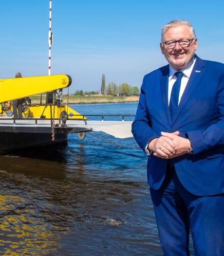Burgemeester Melis van de Groep ziet besmettingen oplopen: 'Bunschoten, hou vol!'