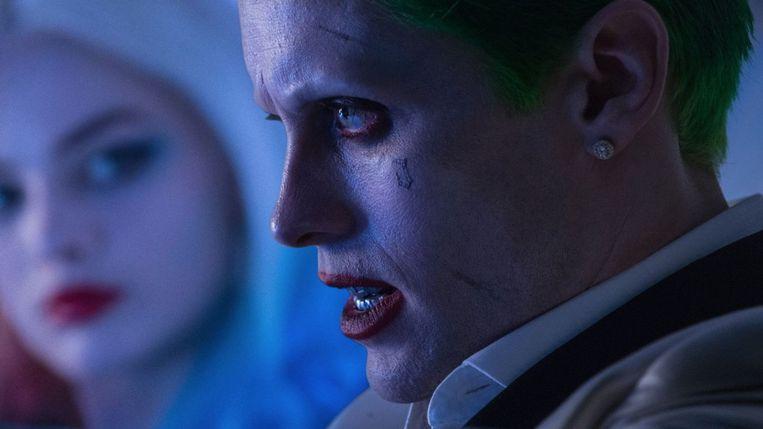 Margot Robbie en Jared Leto in Suicide Squad (David Ayer, 2016). Beeld