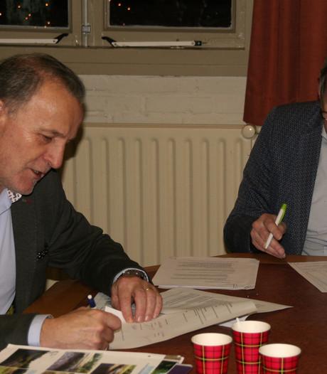 Gebruikersovereenkomst getekend voor bouw nieuw hoofdkwartier AZG