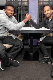 'Beroemde' Eritreeërs Mo Kibrom (Unitas) en Esey Kiflom (IFC) zondag tegenover elkaar
