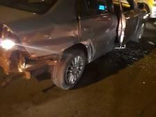 'Bezeten' bestuurder ramt zeven auto's tijdens dollemansrit door Utrecht