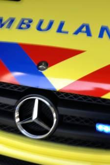Jongen (19) zwaargewond na val van stelling in Vlaardingen