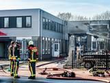 Brand in Stolwijk: geen voetbal, groente wassen en spullen schoonmaken