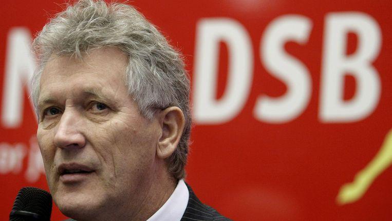 Voormalig DSB-directeur Dirk Scheringa Beeld EPA