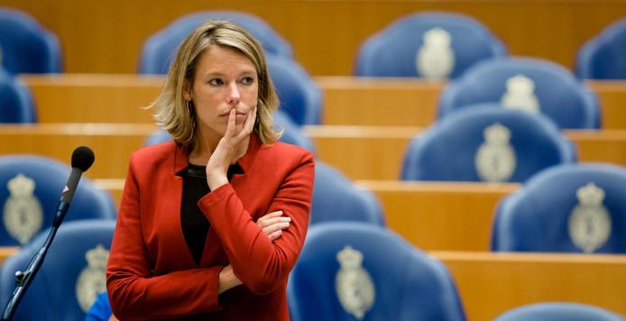 PvdA-kamerlid Lea Bouwmeester