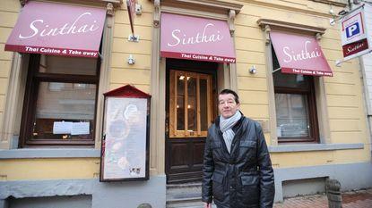 Nog geen herstellingen: restaurant Sinthai blijft dicht