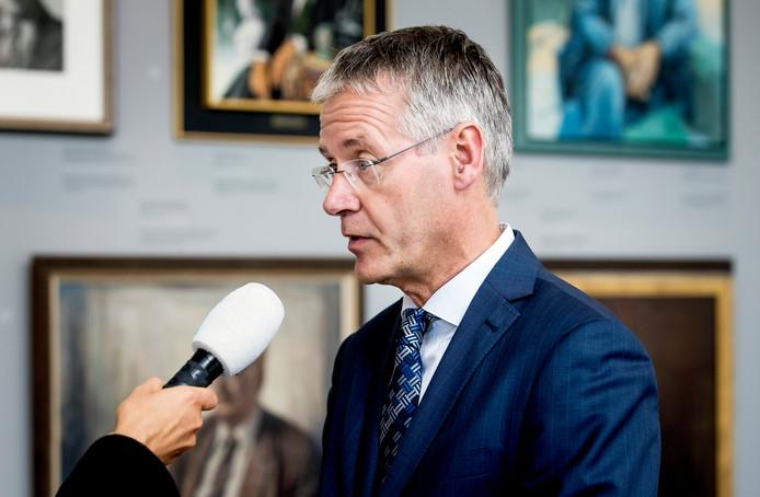 Minister Arie Slob (Cultuur)