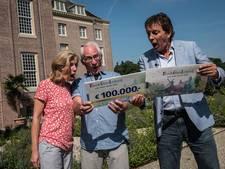 Rotterdams echtpaar wint 100.000 euro
