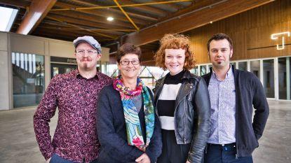 Vier gezichten Groen Roeselare op kieslijsten Vlaams en federaal parlement