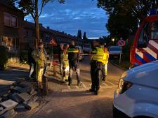 Meerdere woningen ontruimd vanwege een gaslek in Diepenveen