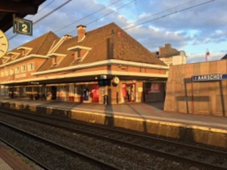 Het station van Aarschot krijgt een VELOKadee