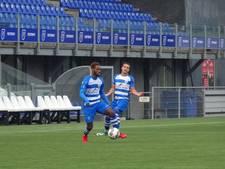 Jong PEC Zwolle geeft de zege weg na sterk optreden Ondaan
