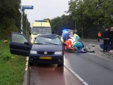 Fietser in ziekenhuis overleden na ernstig ongeluk in Nieuwkuijk