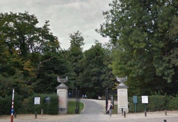 Het Dudenpark in Vorst.