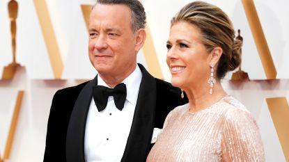 """Tom Hanks getuigt over corona: """"Rita had het echt zwaar, meer dan ik"""""""
