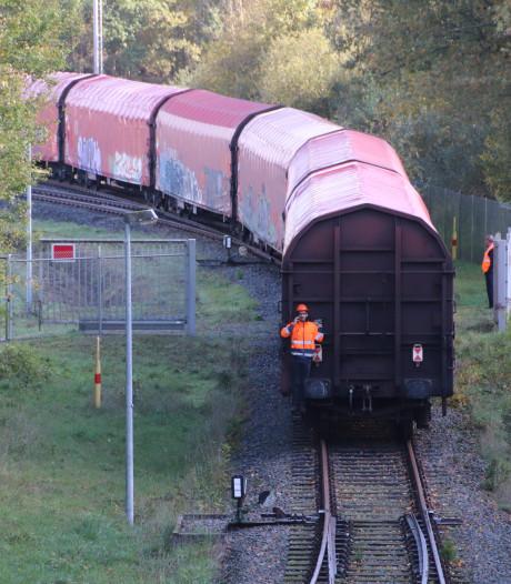 Verarmd uranium van Urenco weer via Twente getransporteerd