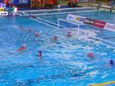 Waterpolosters spelen op OKT gelijk tegen Italië