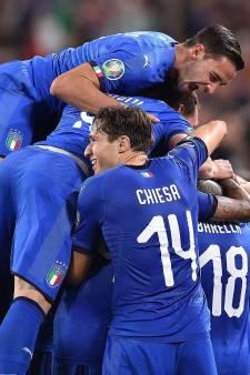 Italië wint dankzij goal Verratti op valreep van Bosnië