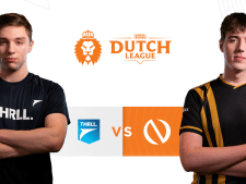 Team THRLL en Dynasty vervolgen Dutch League op weg naar de finale