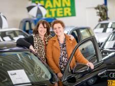 Autobedrijf AutoVen in Almelo: twee dames in een mannenwereld
