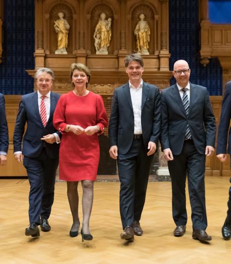 Burgemeesters: Brabantse criminelen rijden nog steeds in de gele trui