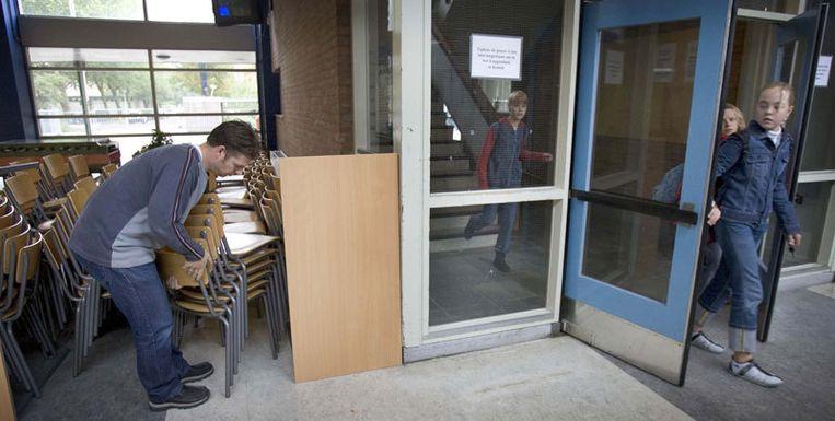 Ossel wil de subsidie voor de 2500 overgebleven ID-banen geleidelijk afschaffen. Foto GPD Beeld