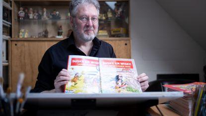 Tekenaar Suske en Wiske signeert in jarige Standaard Boekhandel