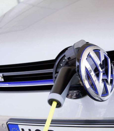 Volkswagenconcern kan geen milieuvriendelijke auto's meer leveren