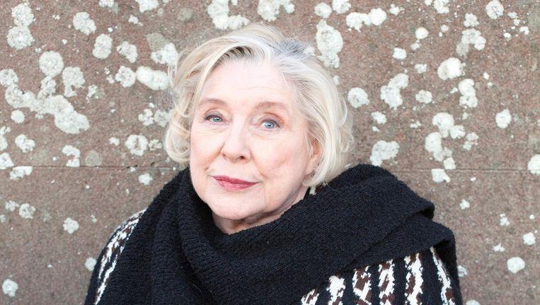 Fay Weldon: 'Het is zo modieus geworden een willoos slachtoffer te zijn.' Beeld Harry Borden / Getty