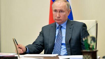Poetin ondertekent wet die openbaar leven in Rusland sterk beperkt