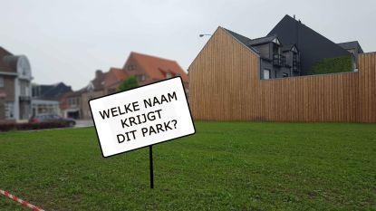 Stem op jouw favoriet: Gemeente zoekt naam voor nieuw pleintje aan Geelsebaan