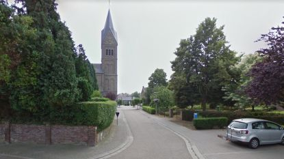 Weer koperdiefstal bij kerk Veldwezelt