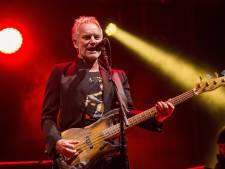 Sting de retour en Belgique