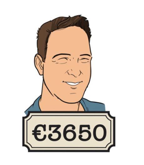 Jeroen (38): 'Ik heb flink onderhandeld, maar collega's verdienen toch meer'