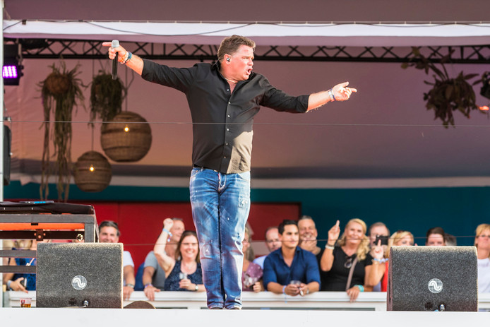 Wolter Kroes op Breda Live 2018