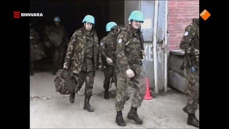 Srebrenica – de machteloze missie van Dutchbat, NPO 2. Beeld