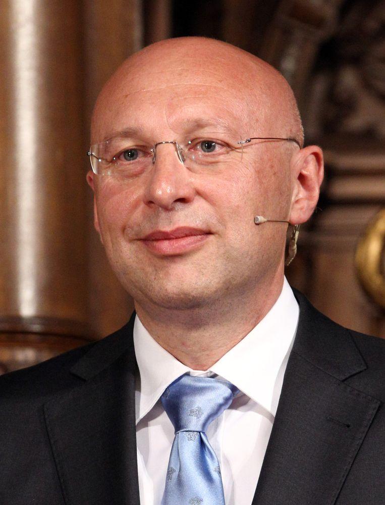 De Duitse wetenschapper Stefan Hell. Beeld ap