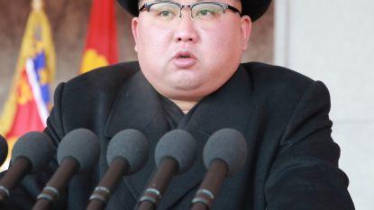 """Kim Jong-un: """"Zuid-Korea is erg indrukwekkend"""""""