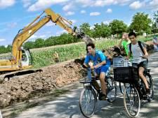 Scholieren Culemborg moeten nog zeker jaar op hoofdrijbaan fietsen