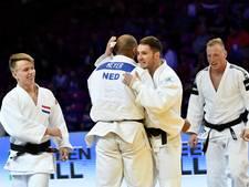 Brons hoogst haalbare voor judoteams