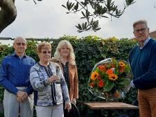Lucien Löwik en Agnes Borggreve zijn de  'Beste Buren' in Hengelo en Borne