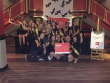 Hema Huissen pakt het brons in onderlinge winkelwedstrijd