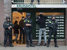 Zes verdachten mocromaffia blijven rest van het jaar in de cel na grote politieactie