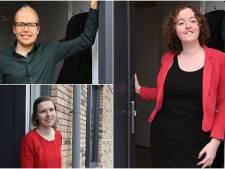 Selke, Freek en Loes zijn gemotiveerde huurders in Cuijk: 'Normaal gaan honderd anderen me voor'
